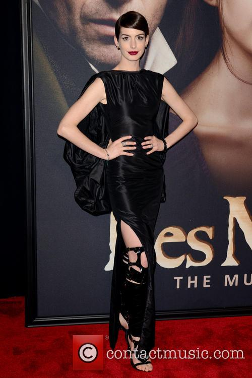 Les Miserables, New York Premiere, Arrivals and Ziegfeld Theatre 32