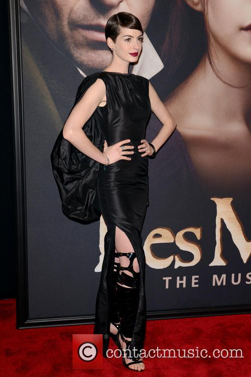 Les Miserables, New York Premiere, Arrivals and Ziegfeld Theatre 27