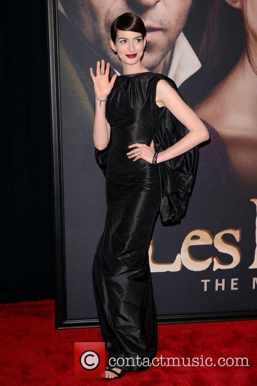 Les Miserables, New York Premiere, Arrivals and Ziegfeld Theatre 30