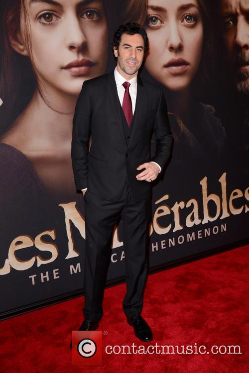 Les Miserables, New York Premiere, Arrivals and Ziegfeld Theatre 5