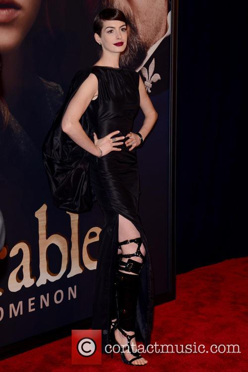 Les Miserables, New York Premiere, Arrivals and Ziegfeld Theatre 31