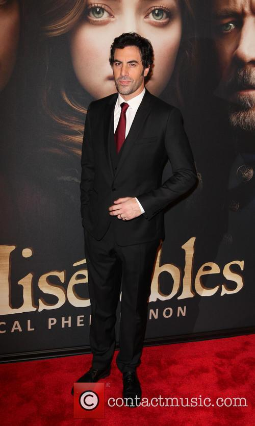 Les Miserables, New York Premiere, Arrivals and Ziegfeld Theatre 6