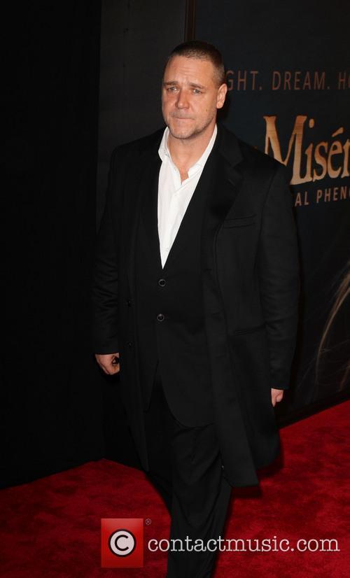 Les Miserables, New York Premiere, Arrivals and Ziegfeld Theatre 13