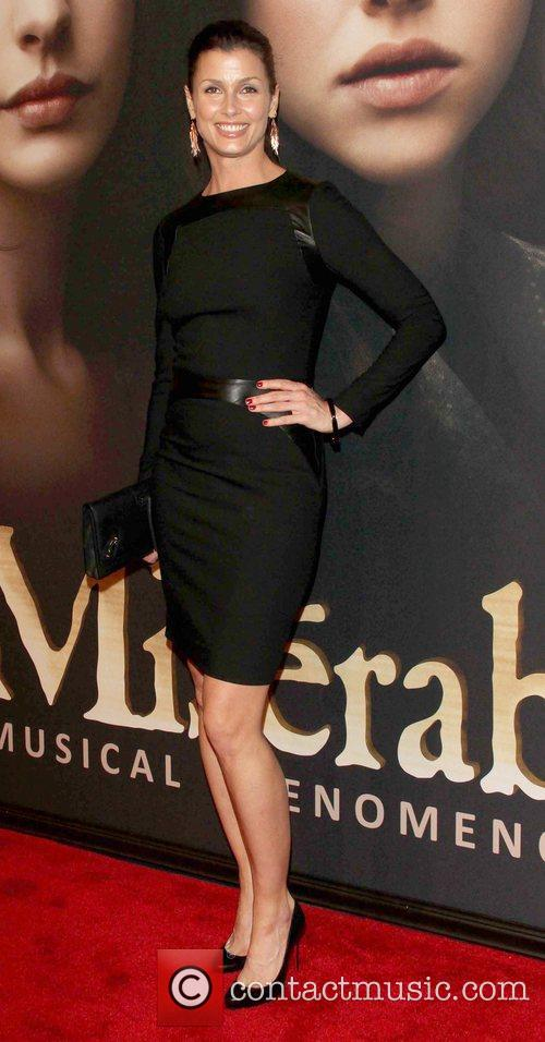 Bridget Monyahan and Ziegfeld Theatre 1