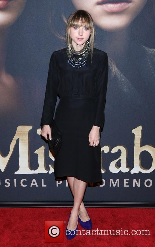 Les Miserables, New York Premiere, Arrivals and Ziegfeld Theatre 3