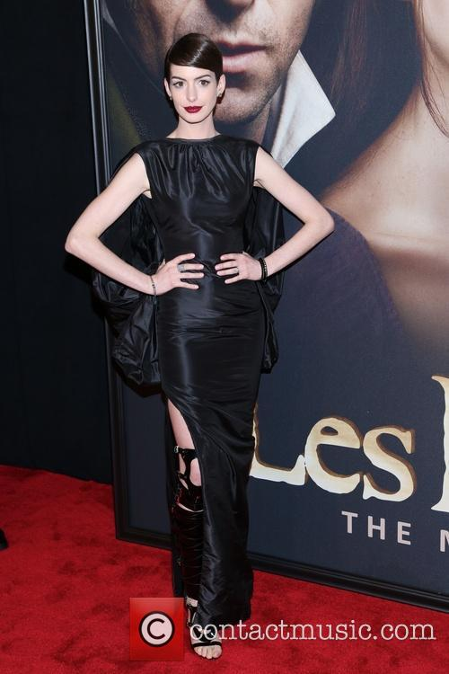 Les Miserables, New York Premiere, Arrivals and Ziegfeld Theatre 12