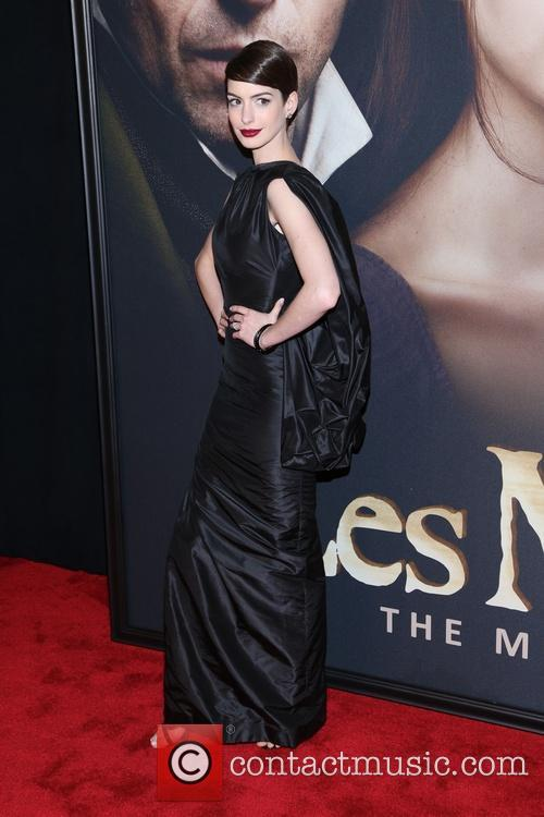 Les Miserables, New York Premiere, Arrivals and Ziegfeld Theatre 2