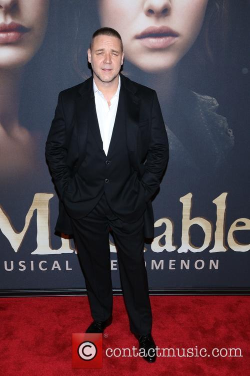 Les Miserables, New York Premiere, Arrivals and Ziegfeld Theatre 3