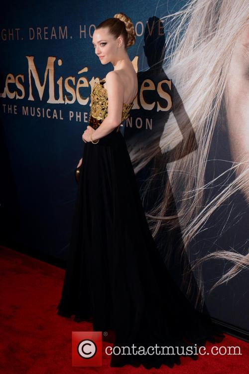 Les Miserables' New York, Premiere, Ziegfeld Theatre and Arrivals 9