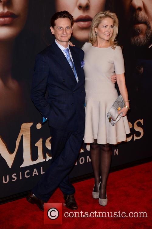 Les Miserables' New York, Premiere, Ziegfeld Theatre, Arrivals