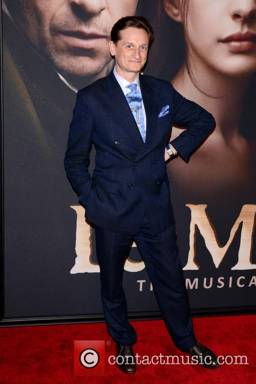 Les Miserables' New York, Premiere, Ziegfeld Theatre and Arrivals 3