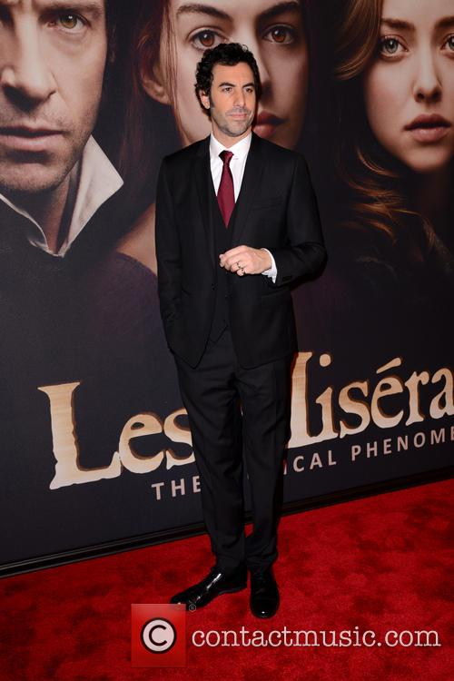 Les Miserables' New York, Premiere, Ziegfeld Theatre and Arrivals 10