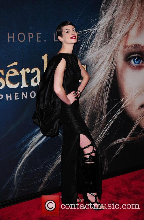 Les Miserables, New York Premiere, Arrivals and Ziegfeld Theatre 17