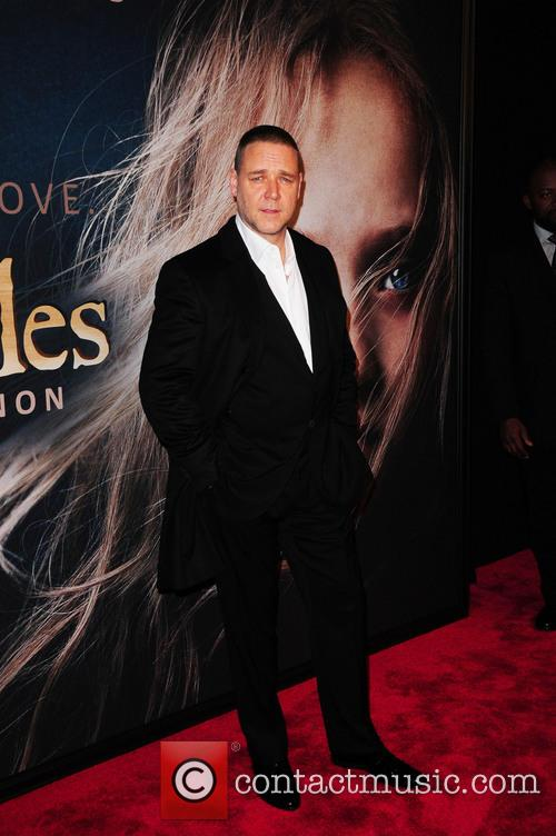Les Miserables, New York Premiere, Arrivals and Ziegfeld Theatre 7