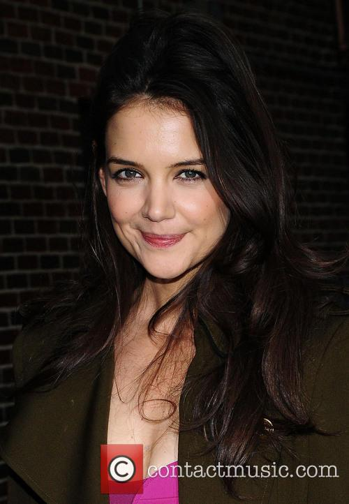 katie holmes late show with david letterman 20035336