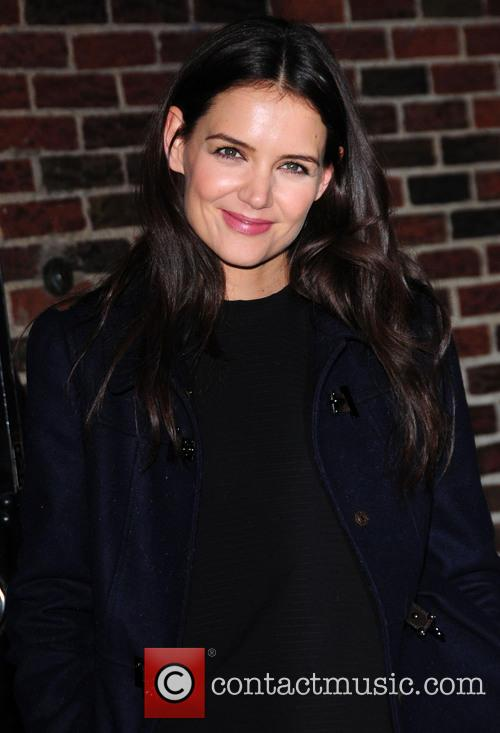 katie holmes late show with david letterman 20035345