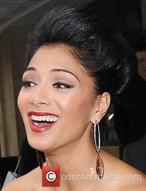Nicole Scherzinger and Dorchester Hotel 1