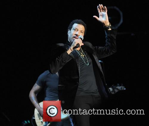 Lionel Richie and Arena 8