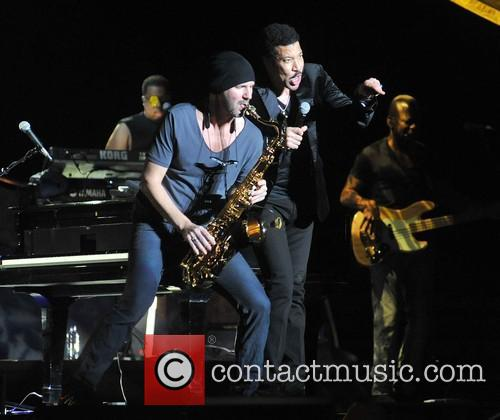 Lionel Richie and Arena 15