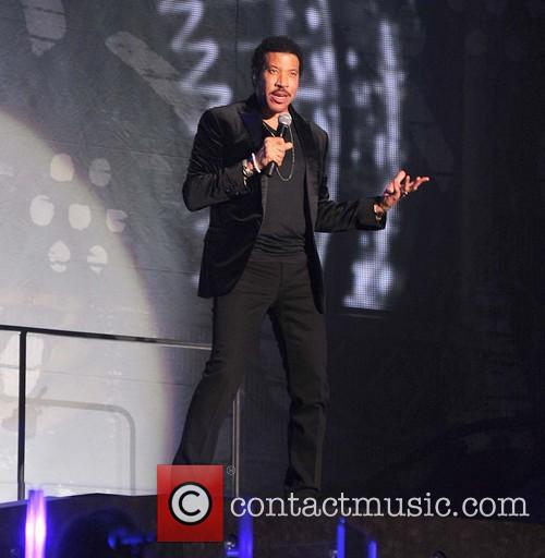 Lionel Richie and Arena 3