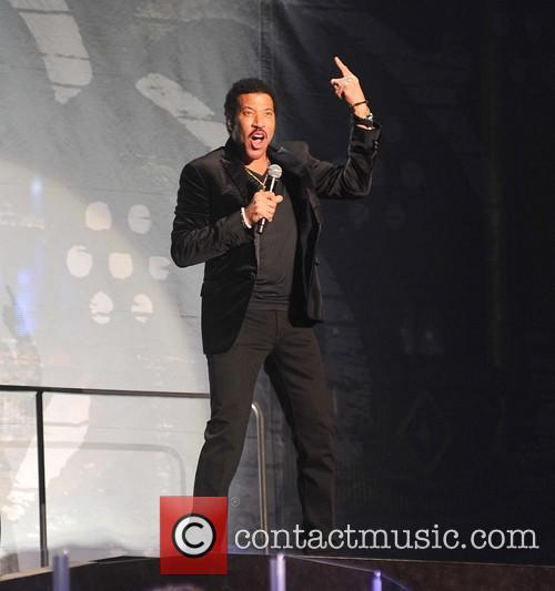 Lionel Richie and Arena 14