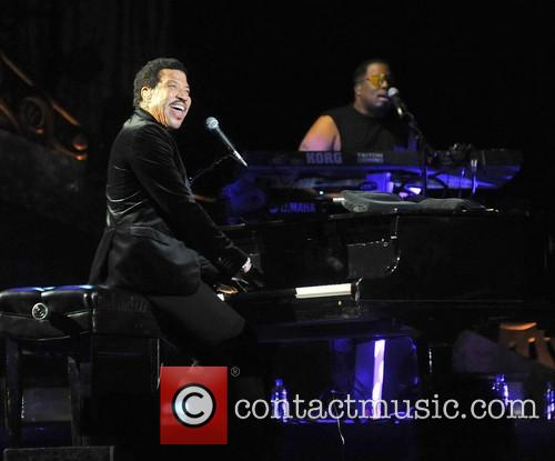 Lionel Richie and Arena 13
