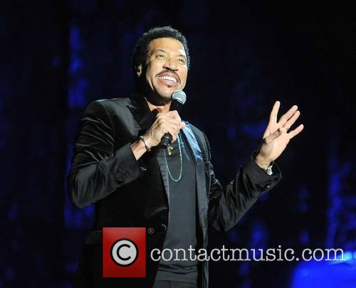 Lionel Richie and Arena 22