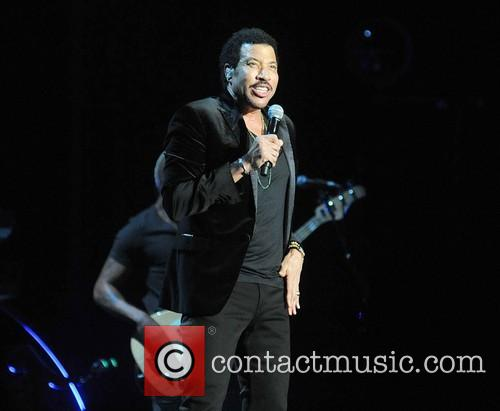 Lionel Richie and Arena 20