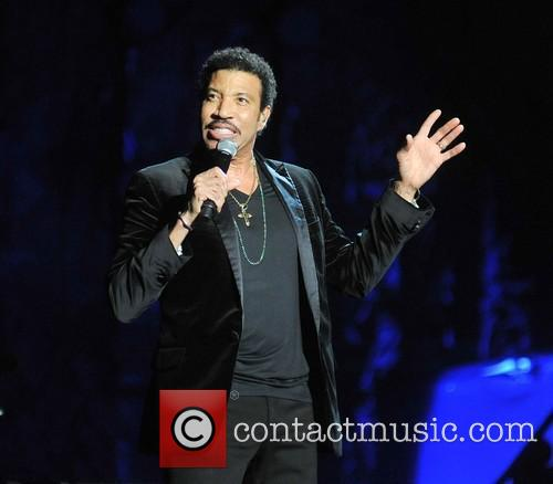 Lionel Richie and Arena 4