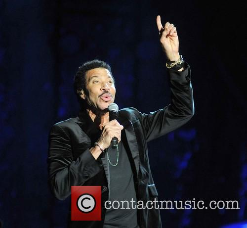 Lionel Richie and Arena 21