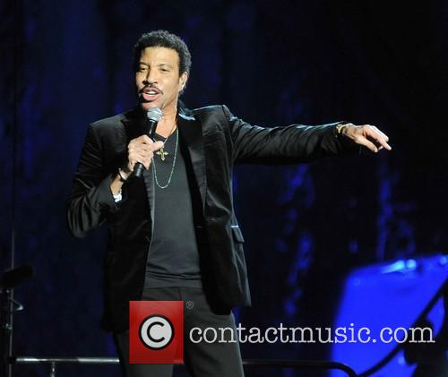 Lionel Richie and Arena 16