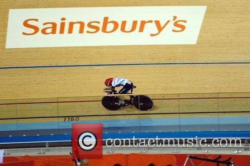London 2012 Paralympic Games - Track Cycling -...