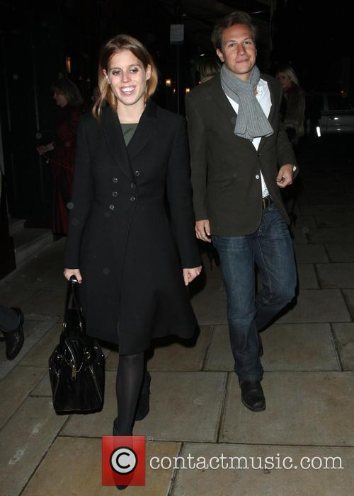 Princess Beatrice and Dave Clarke 3