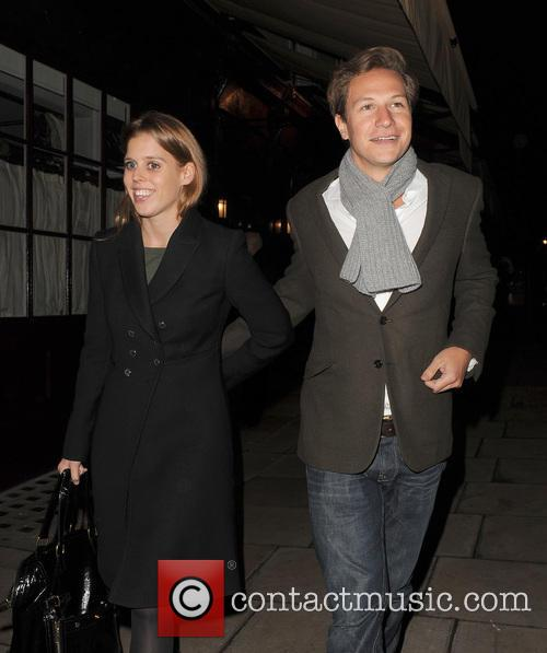Princess Beatrice and Dave Clark 16
