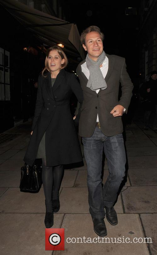 Princess Beatrice and Dave Clark 18