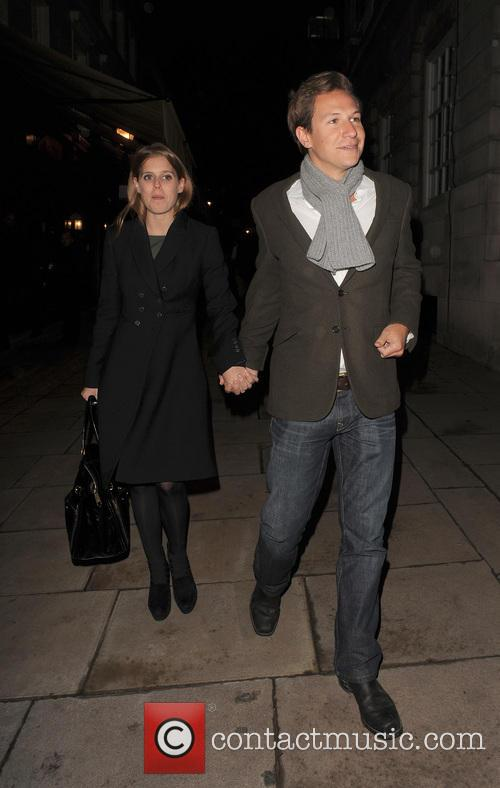 Princess Beatrice and Dave Clark 14