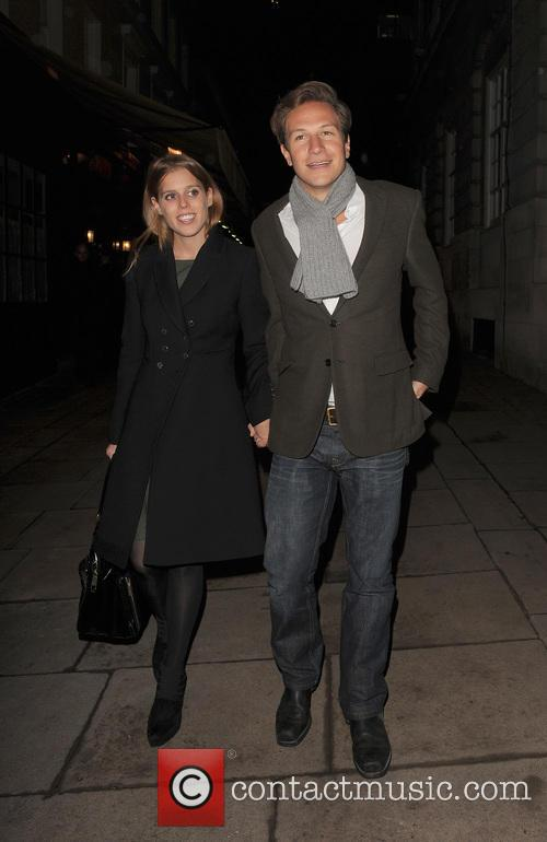 Princess Beatrice and Dave Clark 17