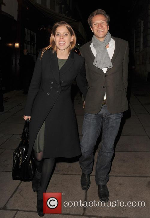 Princess Beatrice and Dave Clark 19