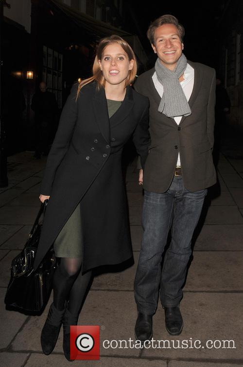 Princess Beatrice and Dave Clark 12