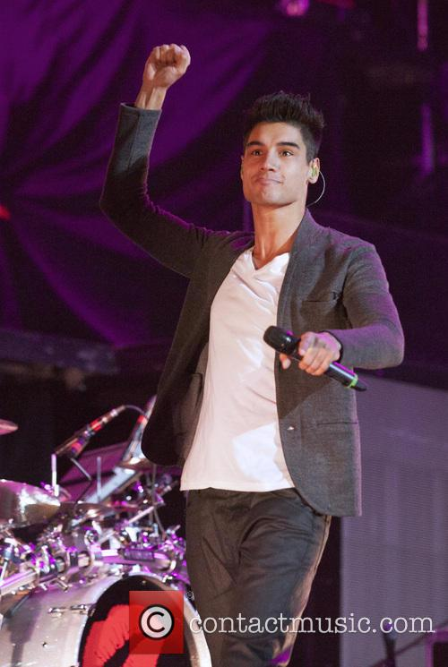 The Wanted and Madison Square Garden 2