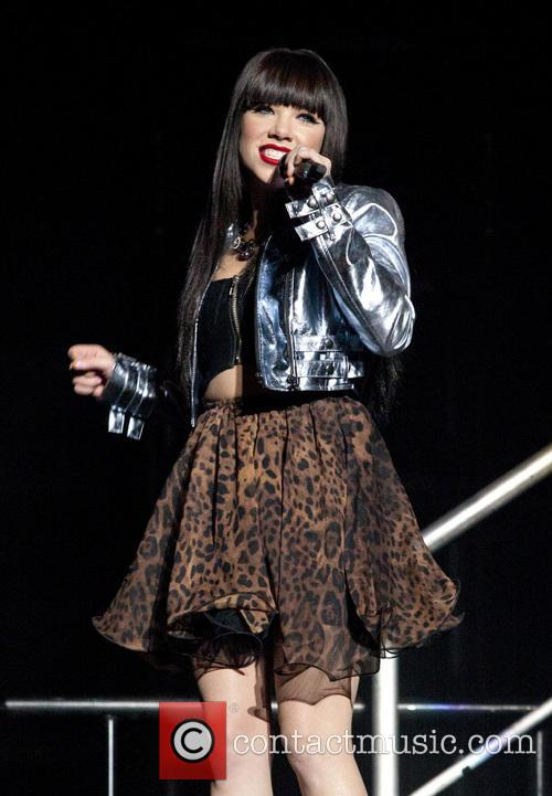 Carly Rae Jepsen and Madison Square Garden 16