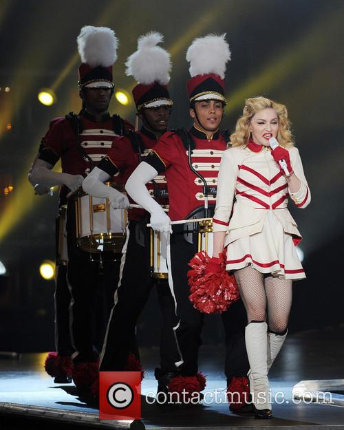 Madonna, North American and The American Airlines Arena 9