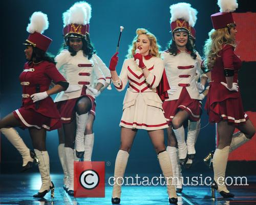 Madonna, North American and The American Airlines Arena 8