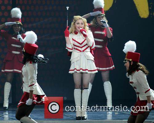 Madonna, North American and The American Airlines Arena 1