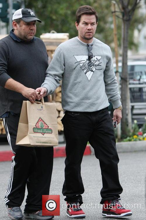 Mark Wahlberg and Bristol Farms 9