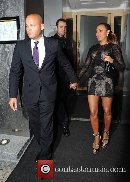Mel B and Stephen Belafonte 1