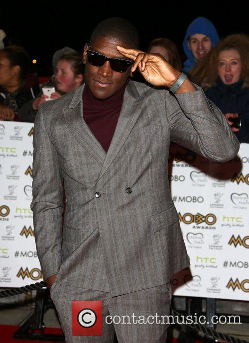 The MOBO awards 2012 held at the Echo...
