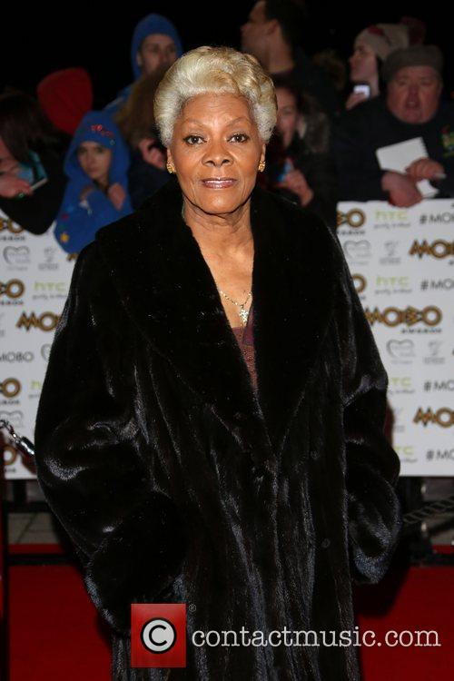 dionne warwick the mobo awards 2012 held 4159443