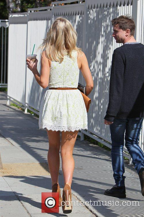 Mollie King and The Saturdays 17