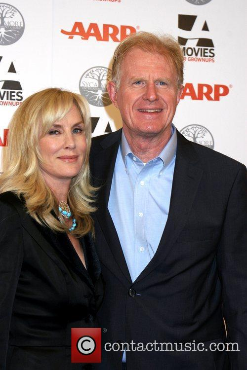 Ed Begley Jr, wife  AARP's 11th Annual...
